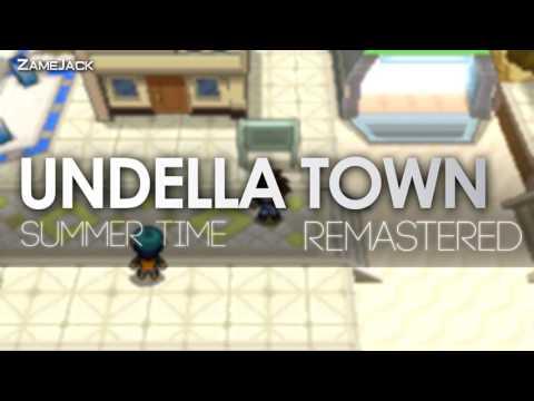 Undella Town: Summer Time (Remastered) | Pokémon Black & White
