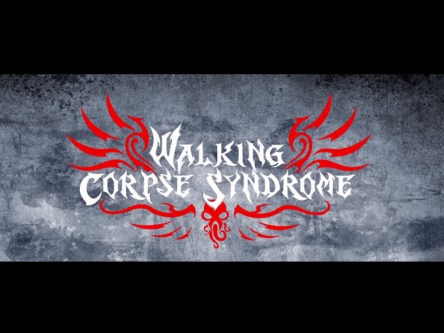 """Angel Flesh"" [LYRIC VIDEO] - Walking Corpse Syndrome"