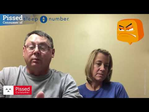 Sleep Number Review - Dissatisfied with Sleep Number Bed @ Pissed Consumer Inteview