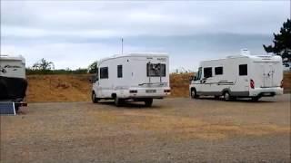 Aire de Camping car de Le Touquet Paris Plage