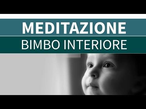 Meditazione gratuita: incontro e guarigione spirituale del Bimbo interiore