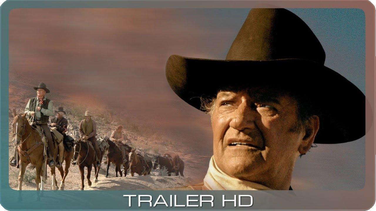 Cahill U.S. Marshal ≣ 1973 ≣ Trailer