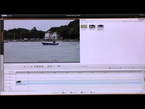 Nero Platinum 16 Tutorial On Editing  4K and Full HD using hidden settings