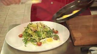 Перепелиные яйца салат с вешенками .Как приготовить вешенки, рецепты.