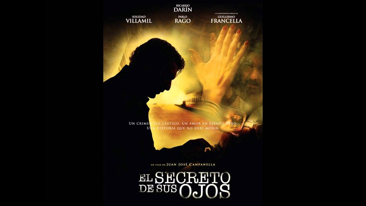 The call el secreto de sus ojos youtube for Banda sonora de el jardin secreto