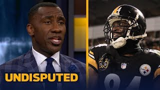 shannon sharpe explains why the steelers are zero threat to the patriots in the afc   undisputed