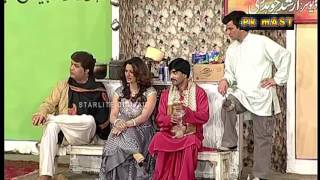 Best Of Saima Khan and Sajan Abbas New Stage Drama Comedy Clip | Pk Mast