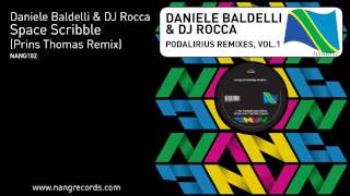Daniele Baldelli & DJ Rocca - Space Scribble (Prins Thomas Remix)