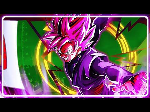 ZERO STONES! NEW LR ROSE GOKU BLACK & BROLY TRIO LR SUMMONS! (DBZ Dokkan Battle)