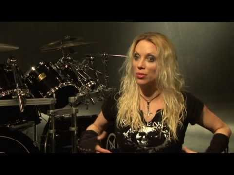 Arch Enemy - Making of My Apocalypse + Interview (Live Apocalypse DVD)