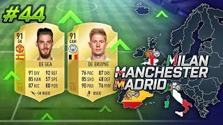INSANE UPGRADES TO OUR PLAYERS & PLAYING A PROFESSIONAL FOOTBALLER!!! MMM EP44