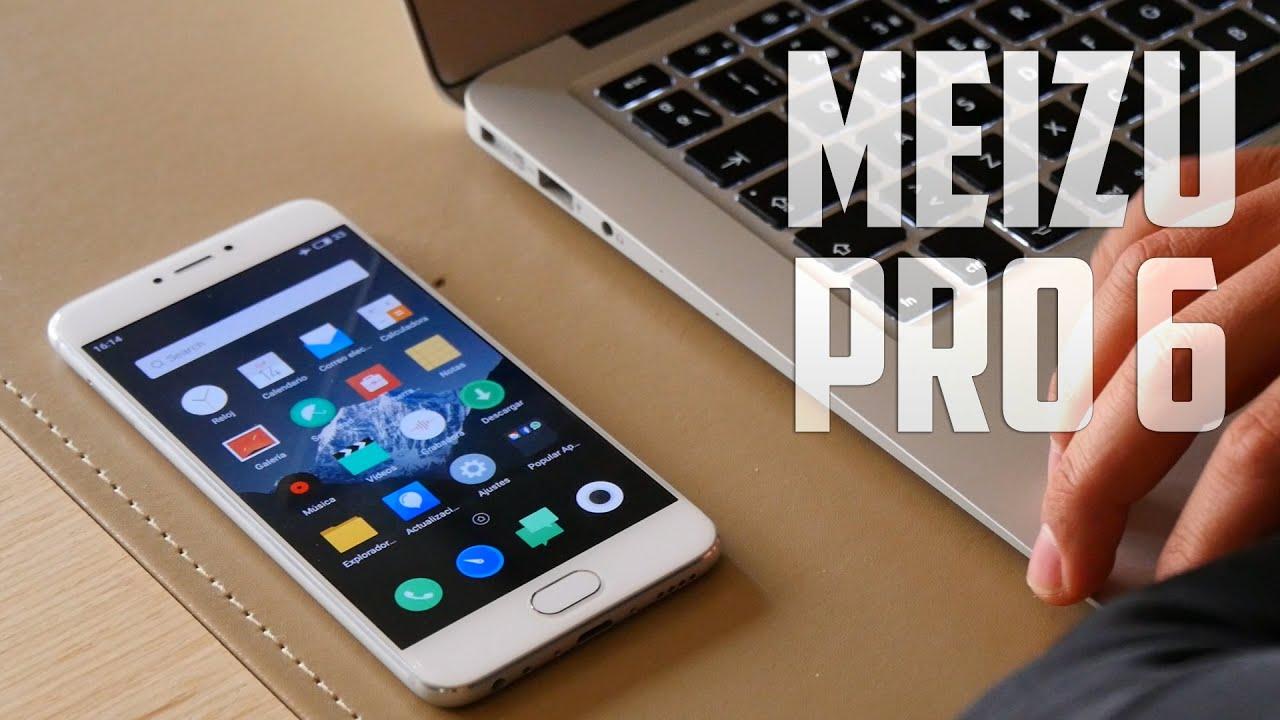 Meizu Pro 6 en análisis: China en todo su esplendor