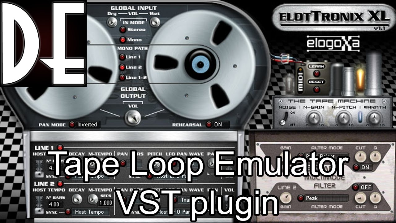Image Result For Free Vst Tape Plugin