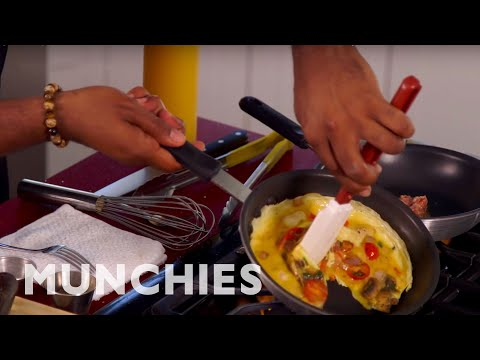 How-To: Make Classic & Buffet Style Omelettes