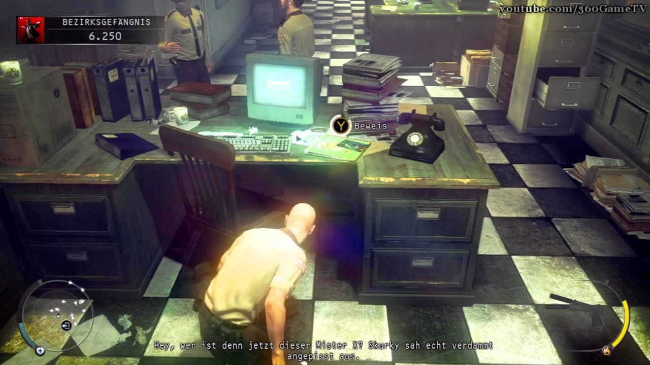 Hitman Absolution Evidence Locations Operation ...