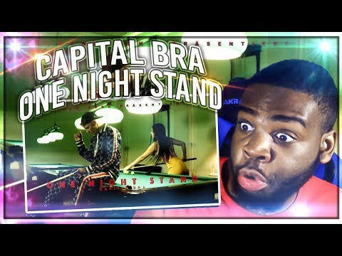 CAPITAL BRA - ONE NIGHT STAND REACTION