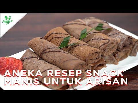Resep Macam-Macam Snack Manis Untuk Arisan