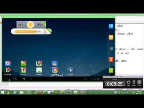 Hướng Dẫn Cài Đặt và Sử Dụng Phần mềm Giả lập Adnroid trên PC Bằng Phần mềm Bluestack