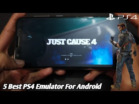 How To Play PS4 Games On Android |5 Best Ps4 Emulators For Android With Games(offline-online) Part 2