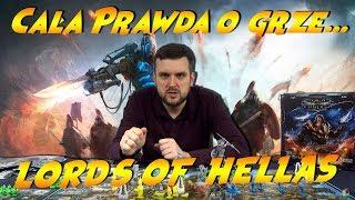 Lords of Hellas | Cała prawda o grze...