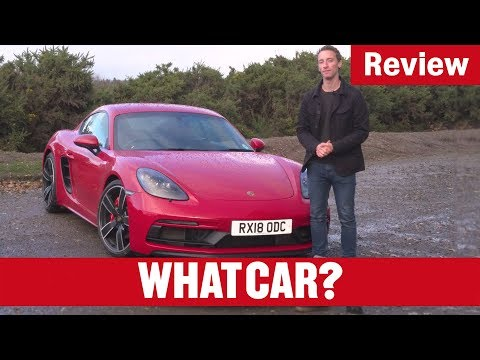 2019 Porsche 718 Cayman review - the best sports car on the planet? | What Car?