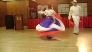 Baile Tipico de Costa Rica (Traditional Costa Rican Dance)