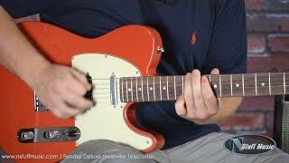 Fender Deluxe Nashville Telecaster | N Stuff Music