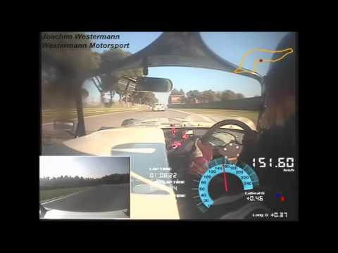 Imola Caterham 2.3 Cosworth vs. Porsche 997cup