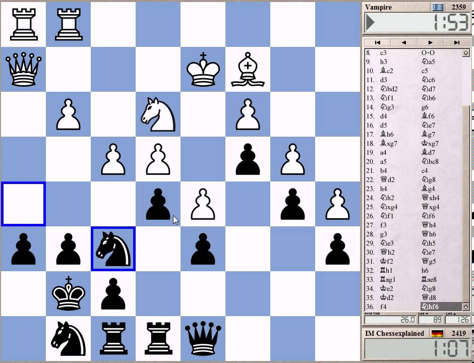 blitz chess online