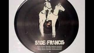sage francis - slow down gandhi (instrumental)