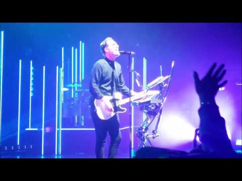 BUSTED Night driver tour Hammersmith Apollo 3rd February 2017