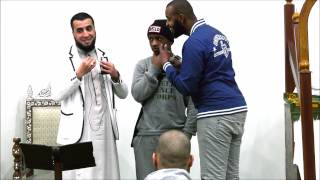PRACHTIG: Shahada in gebarentaal | ICC Essalam |
