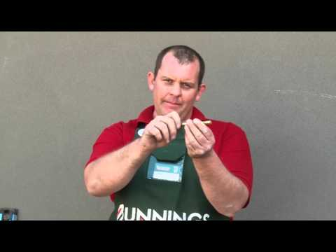 How To Build A Raised Garden Bed With Sleepers - DIY At Bunnings
