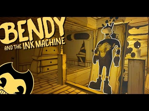 LET'S PLAY BENDY AND THE INK MACHINE!! (Chapter 1) - YouTube