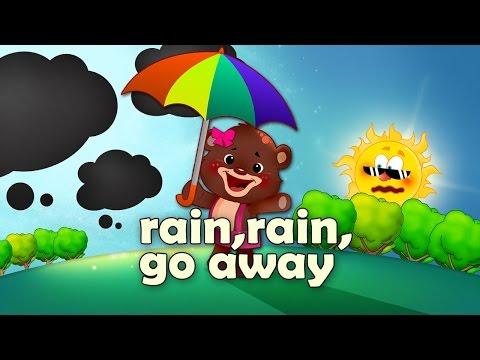 Rain Rain Go Away Lyrics - Simple Songs For Kids