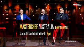 Masterchef Australia Season 11: Gourmet Food