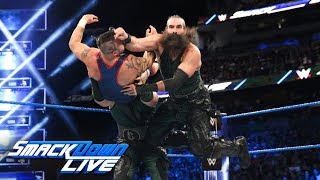 3SK vs. The Bludgeon Brothers: SmackDown LIVE, Aug. 7, 2018