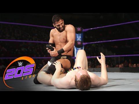 Jack Gallagher vs. Ariya Daivari: WWE 205 Live, Dec. 6, 2016