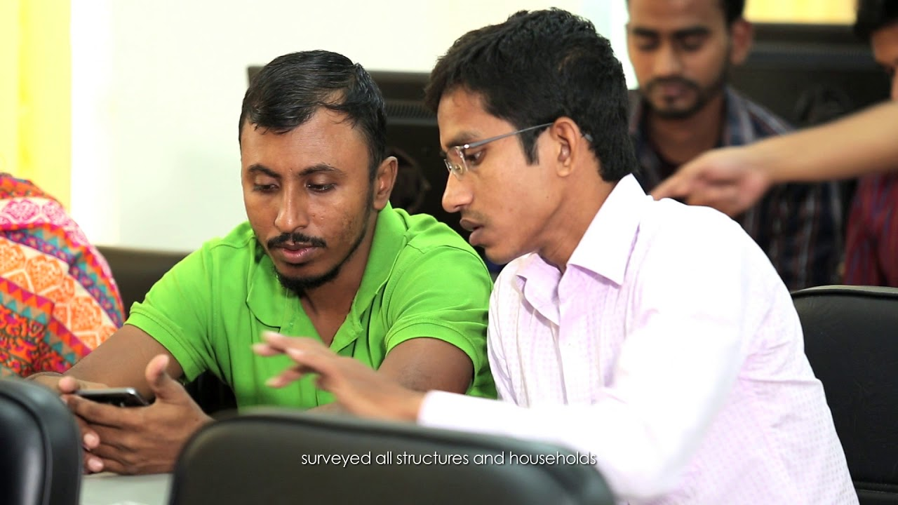 Using technologies for inclusive and resilient cities in Bangladesh