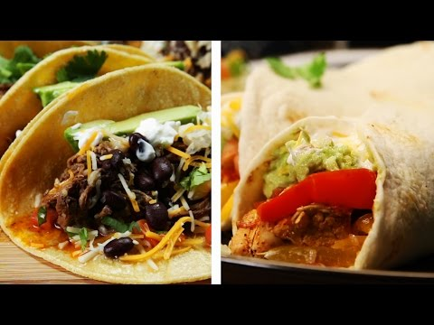 Slow Cooker Mexican Dishes