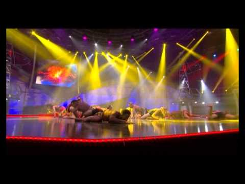 SYTYCD Ash Choreography African Inspired
