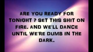 ajr i m ready lyrics