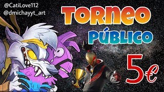 PUBLIC TOURNAMENT WITH PRIZE - HOME PACK (5th) FORTNITE PRIVATE PARTIES WITH AWARD IF YOU WIN