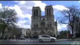 Visit Paris - Notre Dame Cathedral Video Tour