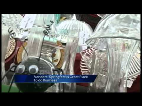 Spring Fest Brings Business To Fayetteville
