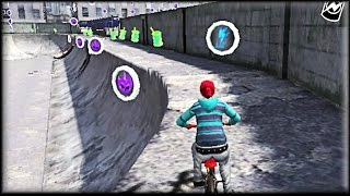 BMX freestyle - Game Walkthrough (all 1-4 lvl)