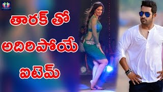 Raai Laxmi item song in jr.ntr new movie || Director Bobby | TFC
