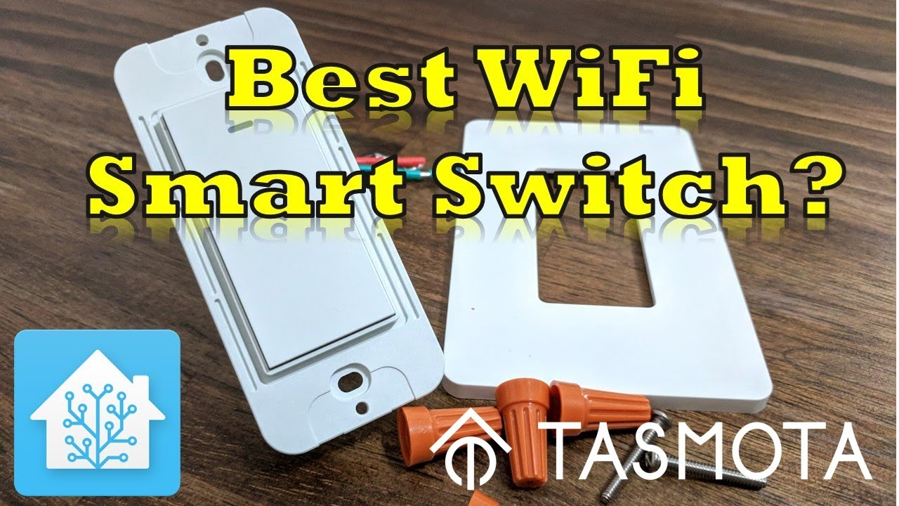 How to Flash the KULED Smart Switch and setup with Home Assistant - Remove  the Cloud!