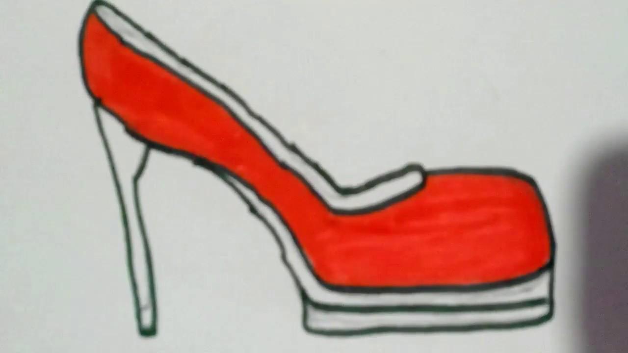 Ayakkabi Nasil çizilir Youtube