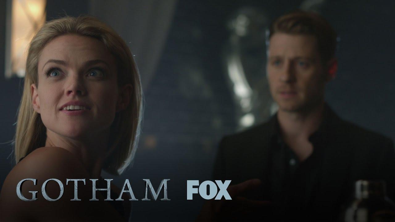 Download Gordon Questions Barbara About Jervis Tetch | Season 3 Ep. 6 | GOTHAM